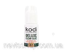 Клей для нарощування вій Kodi Professional Delux А+, прозорий, 5 м