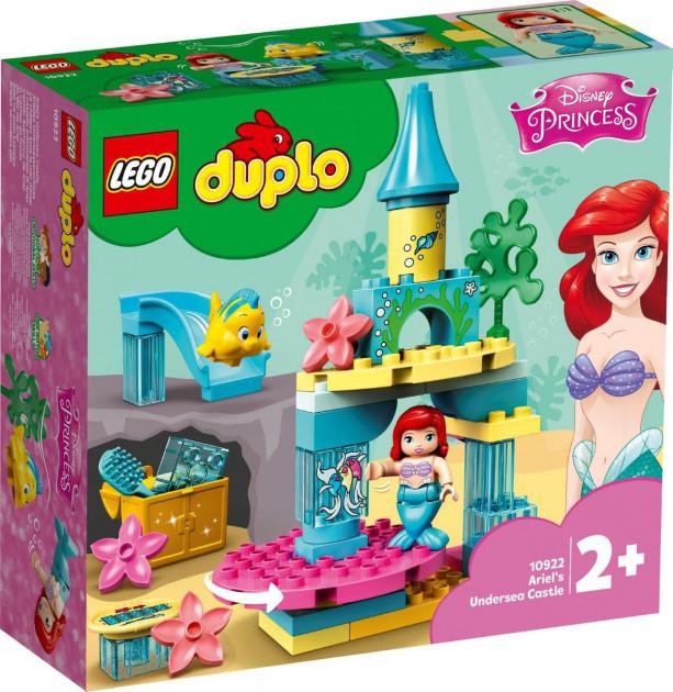 Lego Duplo Подводный замок Ариэль 10922