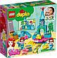 Lego Duplo Подводный замок Ариэль 10922, фото 2