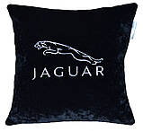 Автомобильная подушка сувенир с вышивкой логотипа машины BYD подарок сувенир, фото 4