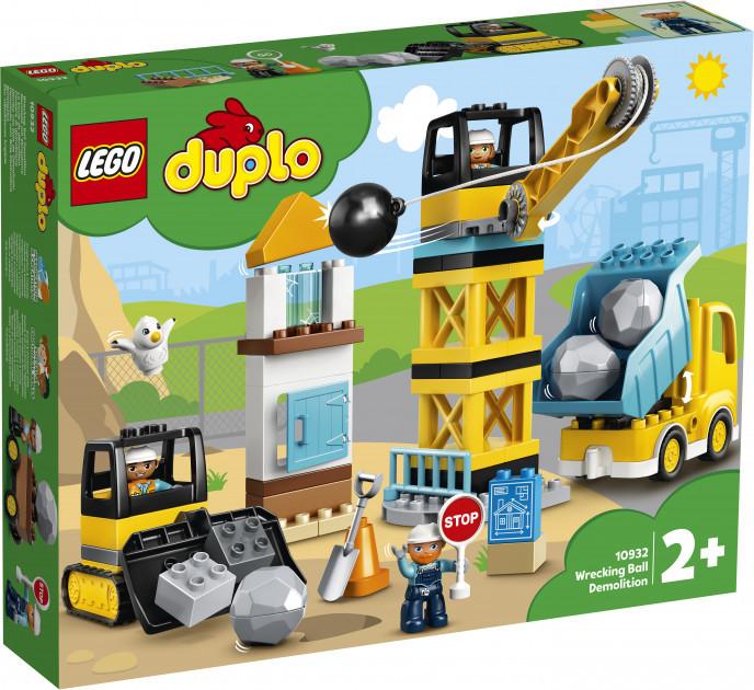 Lego Duplo Шаровой таран 10932