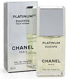 Chanel Egoiste Platinum туалетна вода 100 ml. (Chanel Egoiste Platinum), фото 6