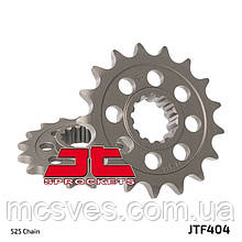 Звезда стальная передняя JT Sprockets JT JTF404.17