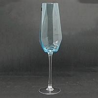 Цветной бокал для шампанкого Брилиант 350 мл