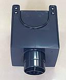 Водосточная воронка ф80 Темно-серая 7016 для отвода воды с плоской кровли с парапетом, фото 4
