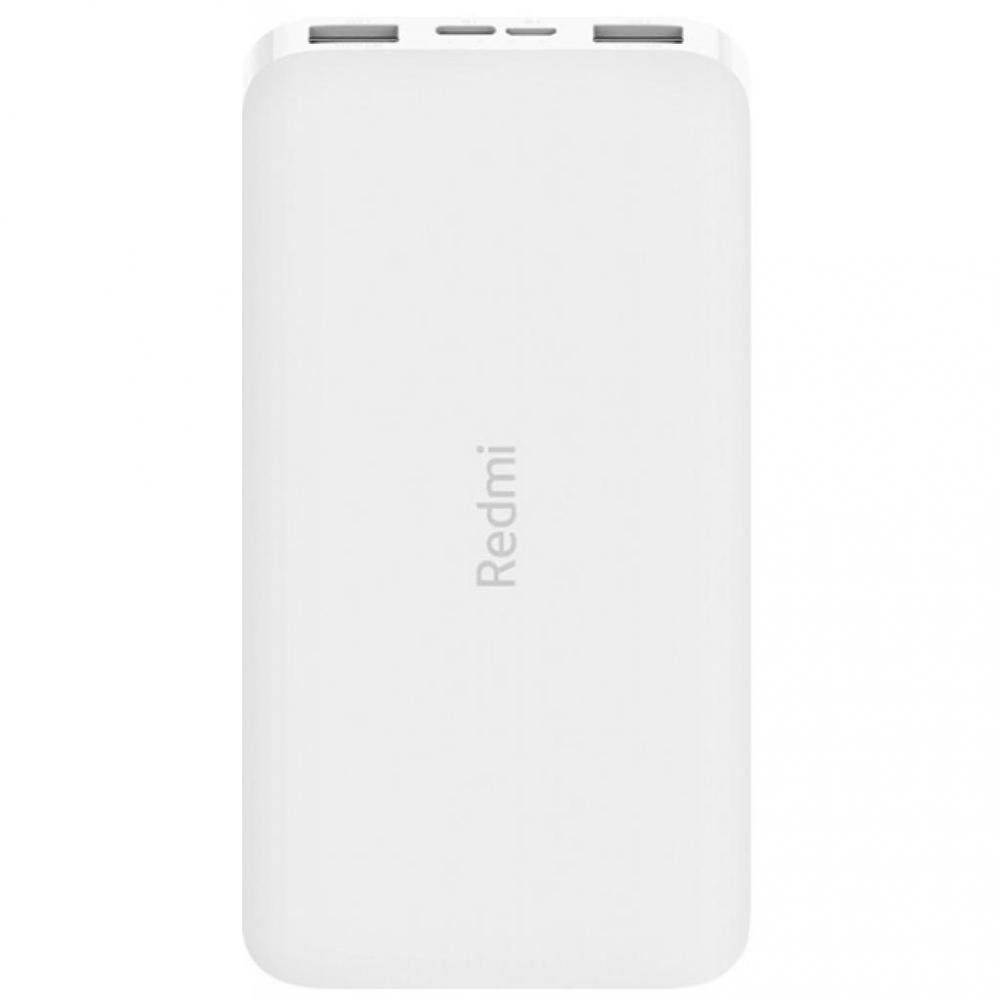 Внешний аккумулятор Power Bank Xiaomi Redmi Power Bank 10000mAh White