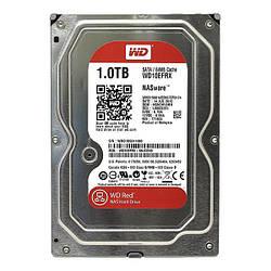 Жорсткий диск внутрішній Western Digital Red WD10EFRX