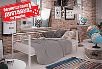 """Односпальная металлическая кровать """"Самшит"""", фото 1"""
