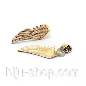 Запонки на комір Крила 3