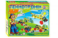 """Конструктор """"Технотроник ТехноК"""", 139 дет 0830"""