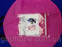 Большая детская палатка-шатёр CUBBY HOUSE (Розовая), фото 3
