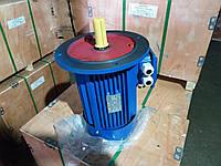 Электродвигатели  АИР132S6 5,5 кВт 1000 об/мин 380/660в фланец В5, фото 1