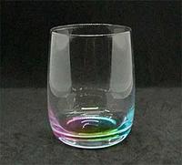 Стакан из цветного стекла с переливами 375 мл для напитков, фото 1