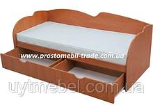 Ліжко Арлекіно+шухл. вільха (Просто Меблі)