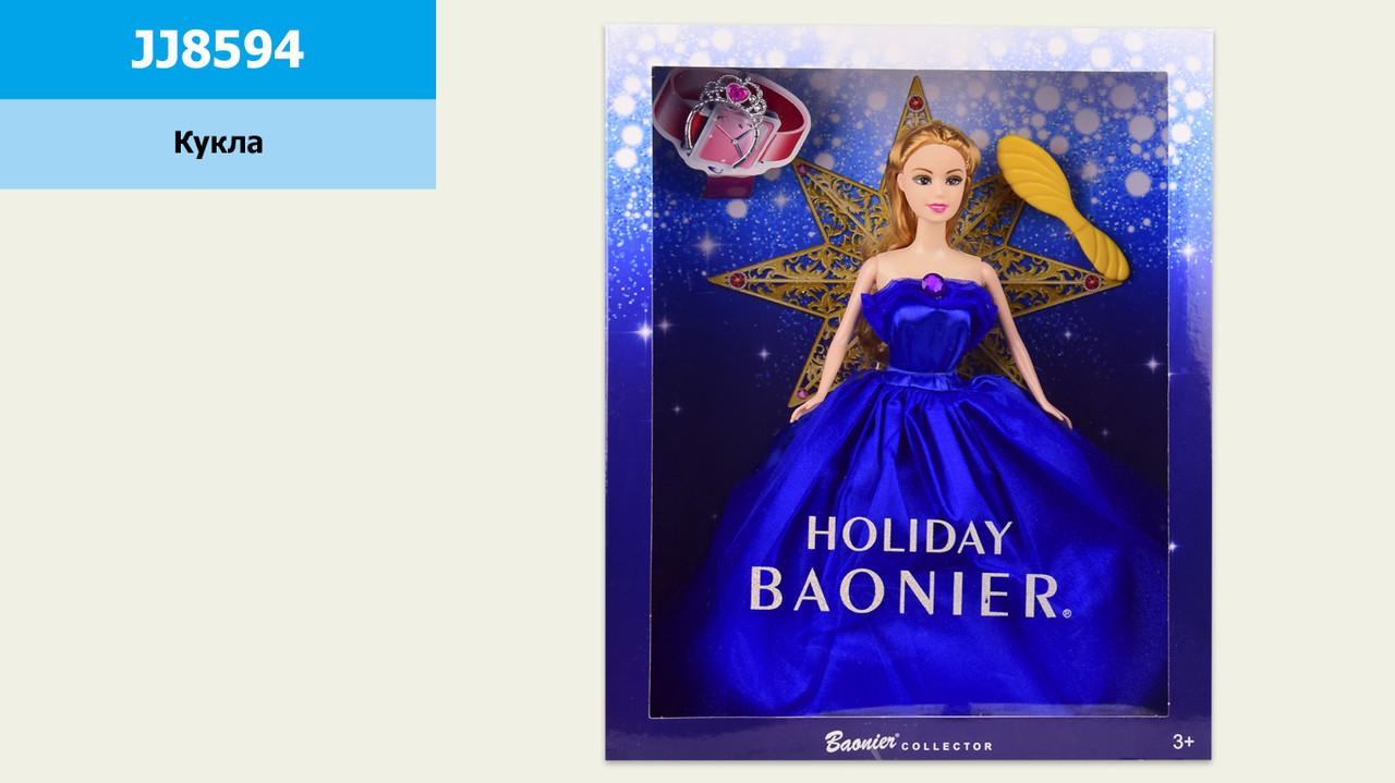 "Кукла ""Holiday Baonier"" принцесса с аксессуарами, в коробке JJ8594"