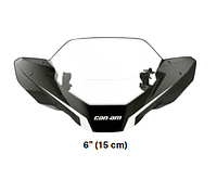 Комплект низкого стекла для квадроцикла Can-am Outlander G2, G2L, G2S (кроме XMR)
