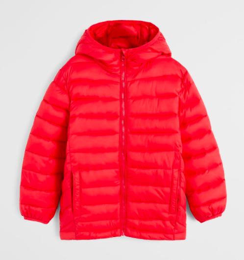 Червона куртка для хлопчика 11-12 років Іспанія Розмір 152