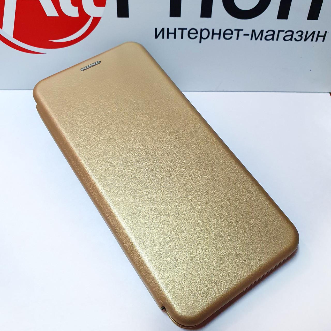 Чехол-книжка Premium Leather Case Xiaomi Redmi Note 9 Pro / 9S
