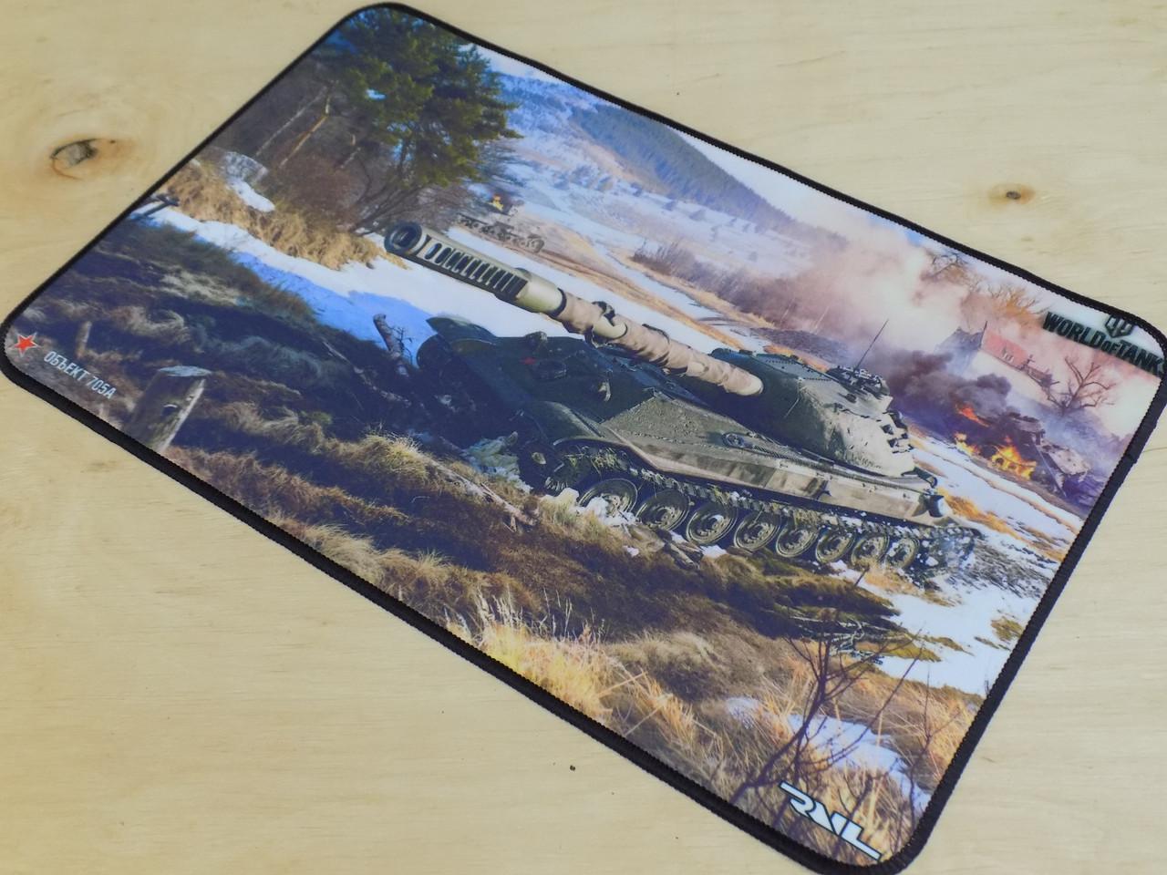 Коврик для мыши World of tanks обьект 705A