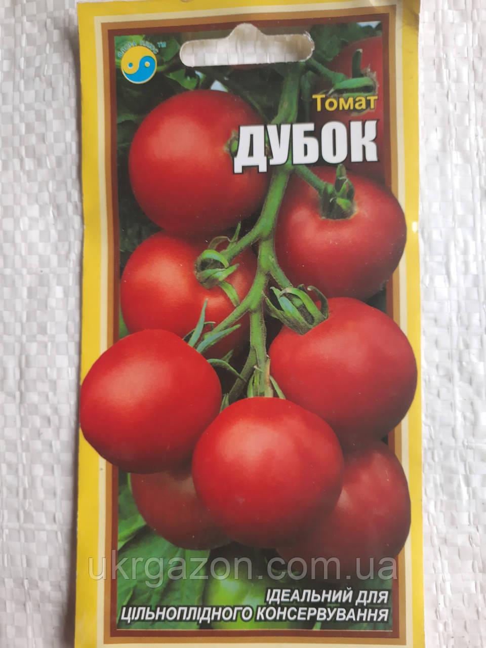 Томат ДУБОК  0,1г (ТМ Флора плюс)