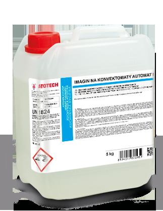 ИМЕДЖИН® моющее для пароконвектоматов 5л (IMAGIN® na konvektomaty AUTOMAT M)