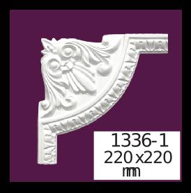 Угол    Home Décor 1336-1 кутовий  , лепной декор из полиуретана