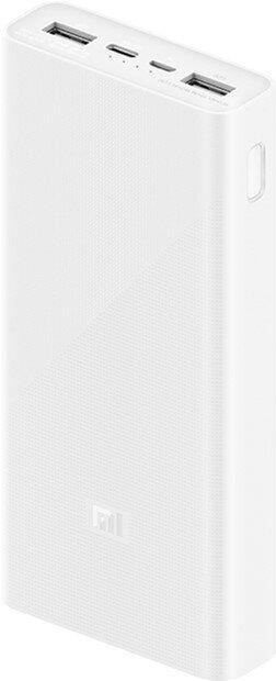 Внешний аккумулятор Power Bank Xiaomi Mi Power Bank 3 20000mAh