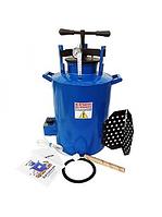 Автоклав универсальный для домашнего консервирования на 14/21 банку , Электросеть или Газ