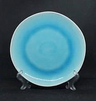 Тарелка OLens Голубая луна 7953-54 22 см