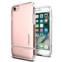 Чехол Spigen Flip Armor Rose Gold для iPhone 7 | 8 | SE 2020