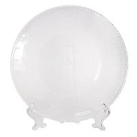 Тарелка OLens Пиксель 16356-3 24,8 см