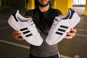 Кроссовки женские Adidas Wmns Superstar OG C77153 Адидас Суперстар Белые