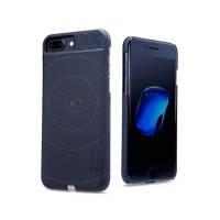 Чехол с беспроводной зарядкой Nillkin Magic Case Black для iPhone 7 Plus, фото 2
