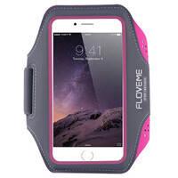 Спортивный чехол Floveme Hot Pink для iPhone X | XS | 8 Plus | 7 Plus | 6s Plus | 6 Plus, фото 2