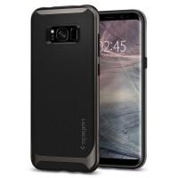 Чехол Spigen Neo Hybrid Gunmetal для Samsung Galaxy S8 Plus