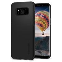 Чехол Spigen Thin Fit Black для Samsung Galaxy S8 Plus