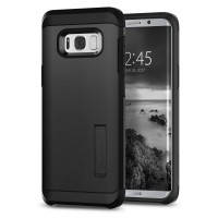 Чехол Spigen Tough Armor Black для Samsung Galaxy S8 Plus, фото 2
