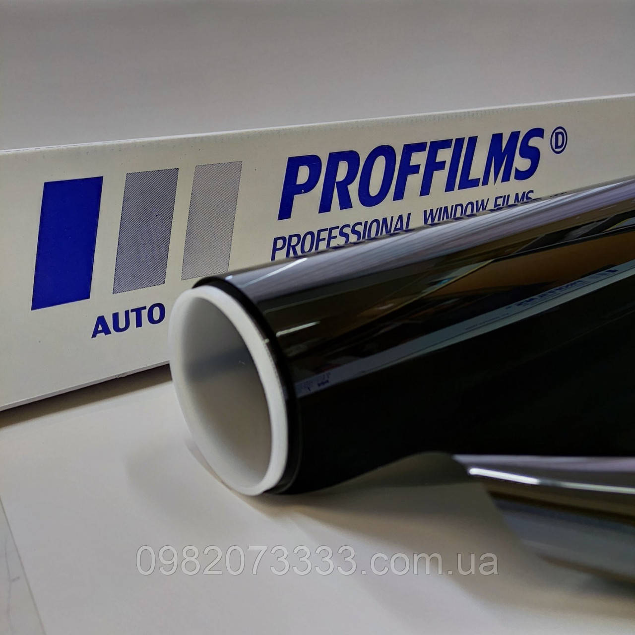 Автомобильная пленка PR CH 05% керамическая для авто. Плівка тонувальна ширина рулона 1,524 (цена за кв.м)