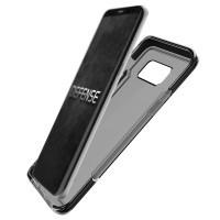 Противоударный чехол X-Doria Defense Clear Black для Samsung Galaxy S8 Plus