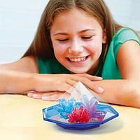 Научная игра для экспериментов опытов детская 4M Сад из кристаллов (00-04901/EU)