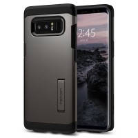 Чехол Spigen Tough Armor Gunmetal для Samsung Galaxy Note 8, фото 2