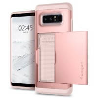 Чехол Spigen Slim Armor CS Rose Gold для Samsung Galaxy Note 8, фото 2