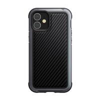 Противоударный чехол Raptic Defense Lux Carbon для iPhone 12 mini
