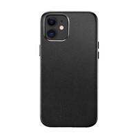 Черный кожаный чехол ESR Metro Leather Black для iPhone 12 mini
