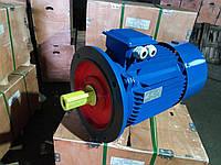 Электродвигатель 30 кВт 1500 об/мин АИР180М4 380/660в В5 Фланец (1м3081), фото 1