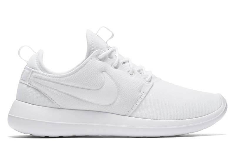 Кроссовки Nike Roshe Two White