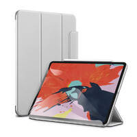 Чехол-книжка для iPad Pro 12.9″ (2020) ESR Rebound Magnetic Silver Gray, фото 2