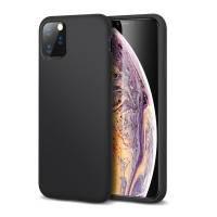 Черный силиконовый чехол ESR Yippee Color Black для iPhone 11 Pro, фото 2