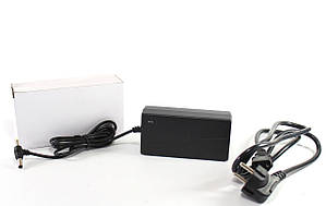 Адаптер 12V 4A пластик + кабель, сетевой адаптер 12v, блок питания адаптер, ac/dc 12v