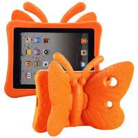 "Детский чехол oneLounge Cartoon Butterfly Orange для Apple iPad 7 10.2"" | Air 3 10.5"" | Pro 10.5"""